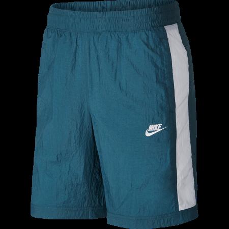 Bermuda Nike Sportswear Masculina - Azul e Branco