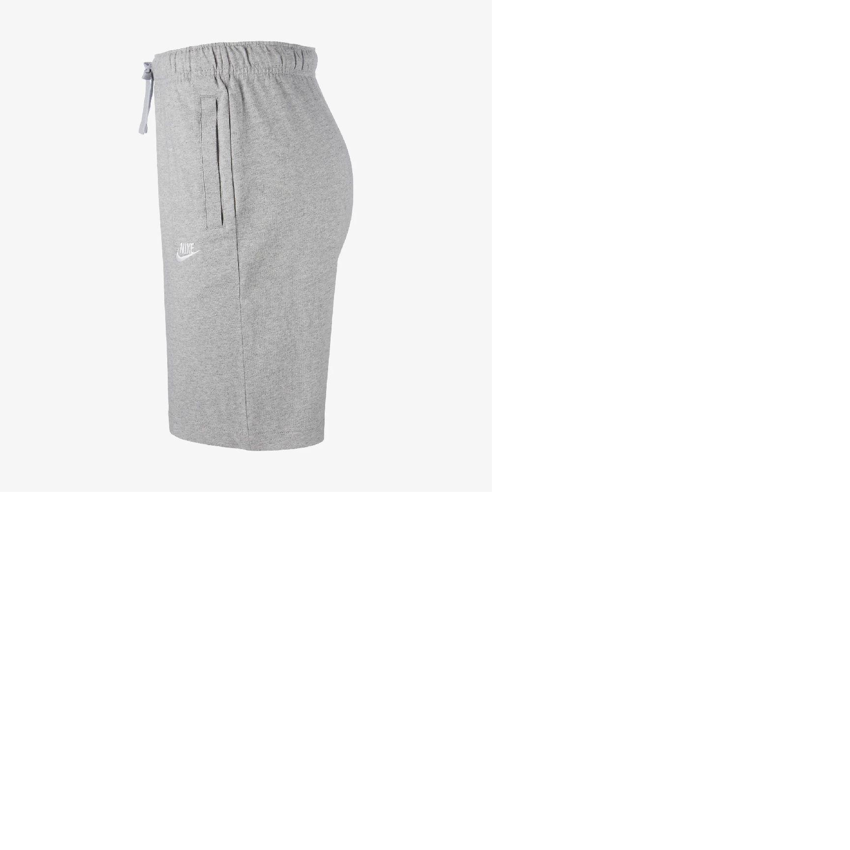 Bermuda Nike Sportswear Shorts - Masculino - Cinza Claro