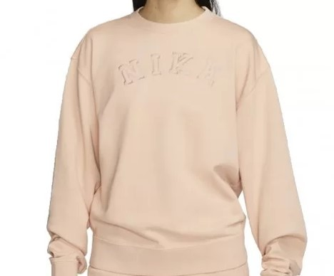 Blusão Nike Sportwear Feminino - Nude