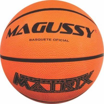Bola Basquete Magussy Matrix 7 - Adulto