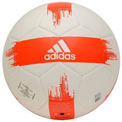 Bola Adidas Futebol Campo EPP II - Branco/Laranja