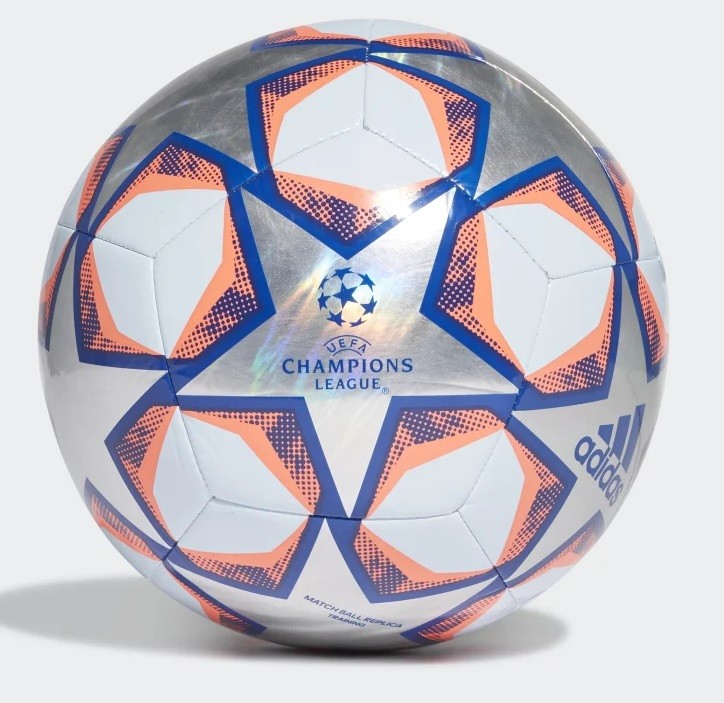 Bola Campo Adidas UCL Finale 20 Training - Multicores