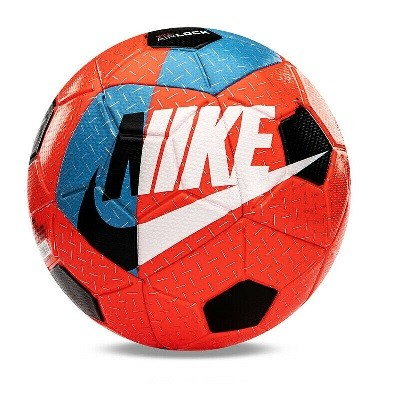 Bola Campo Nike Airlock Street X - Rosa e Azul