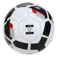 Bola de Futsal Umbro Hit Supporter - Branco/Preto