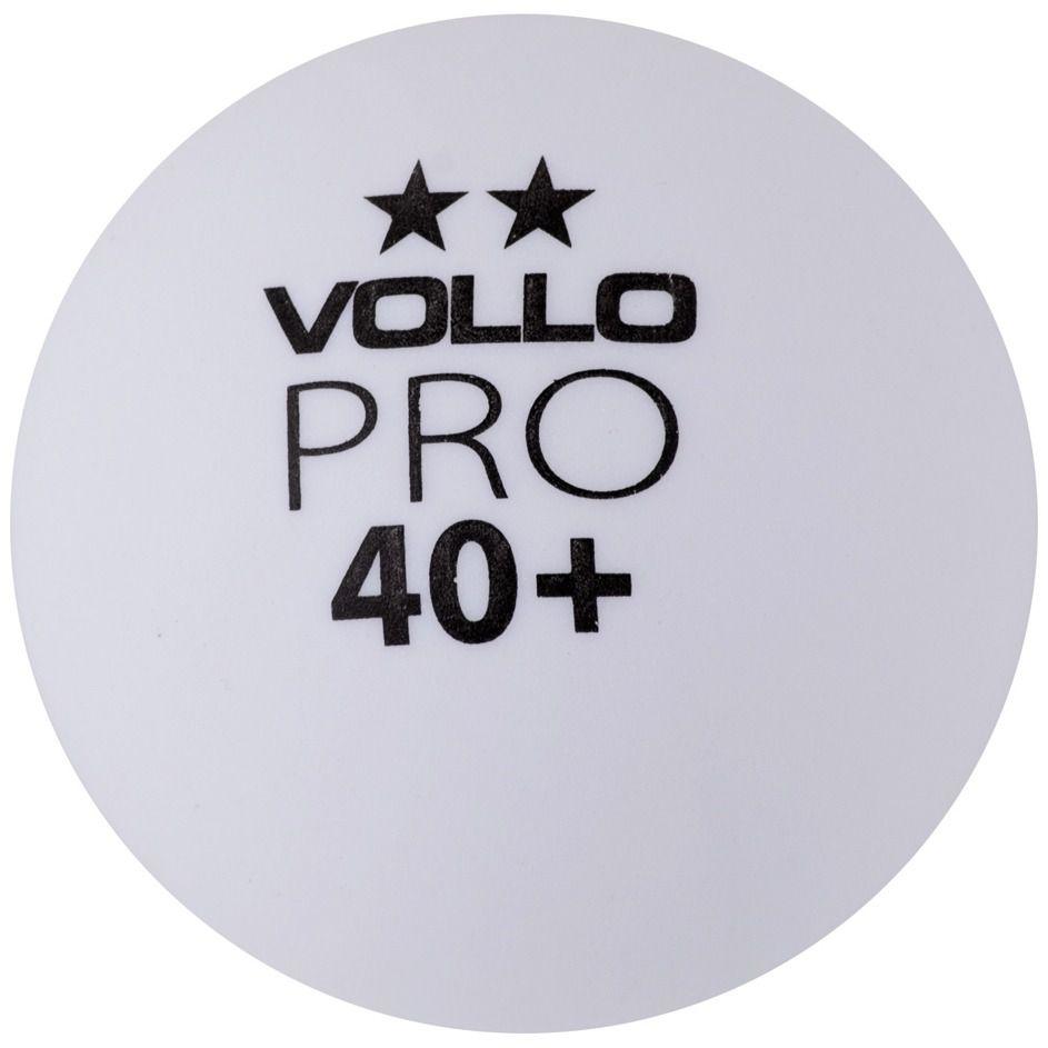 Bola de Tênis de Mesa (6 unid) VT611 - Vollo