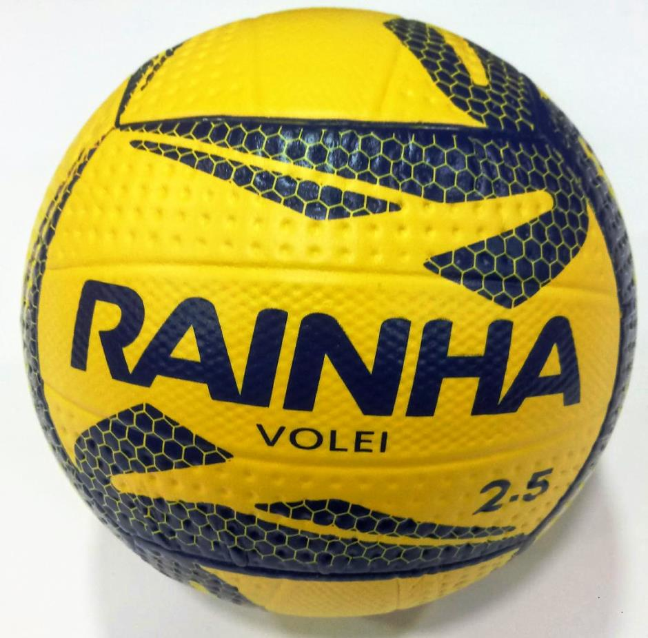 Bola De Volei Rainha 2.5 - Amarela
