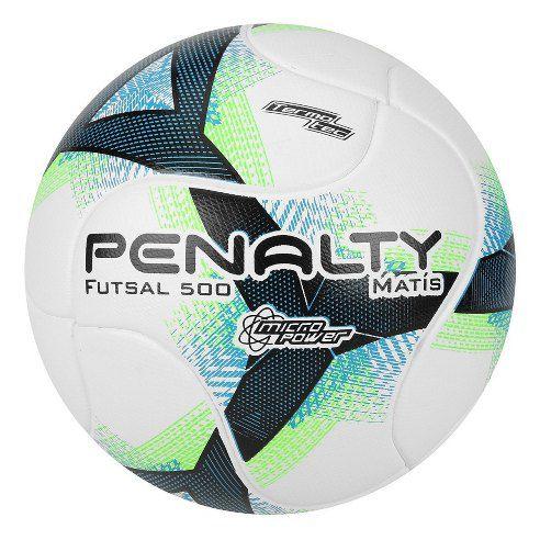 Bola Penalty Futsal Matís 500 Termotec