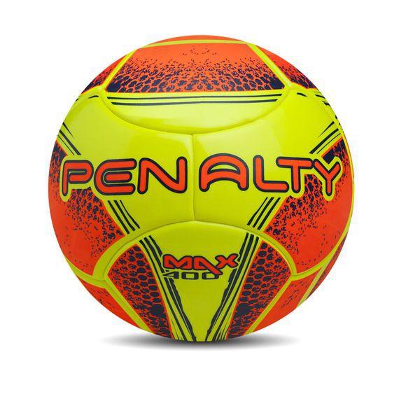 Bola Futsal Penalty Max 400 - Amarela Laranja - Joinville Sportcenter b96cc27596630