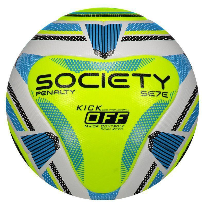 Bola Society Penalty Se7e R2 Kick Off - Verde