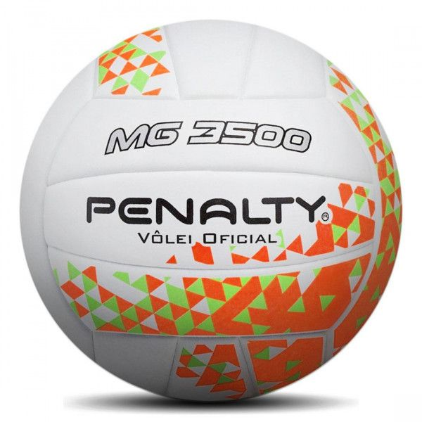 Bola Vôlei Penalty MG 3500 Ultra Fusion - Branca