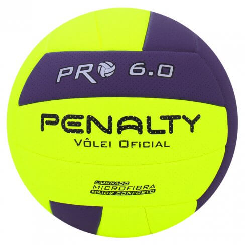 Bola Vôlei Penalty Oficial 6.0 Pro X