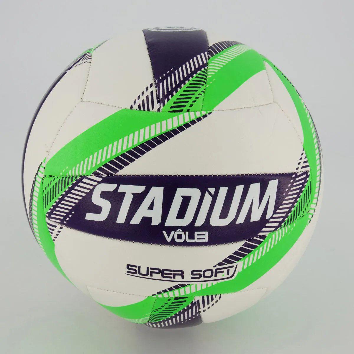 Bola Vôlei Stadium Super Soft X