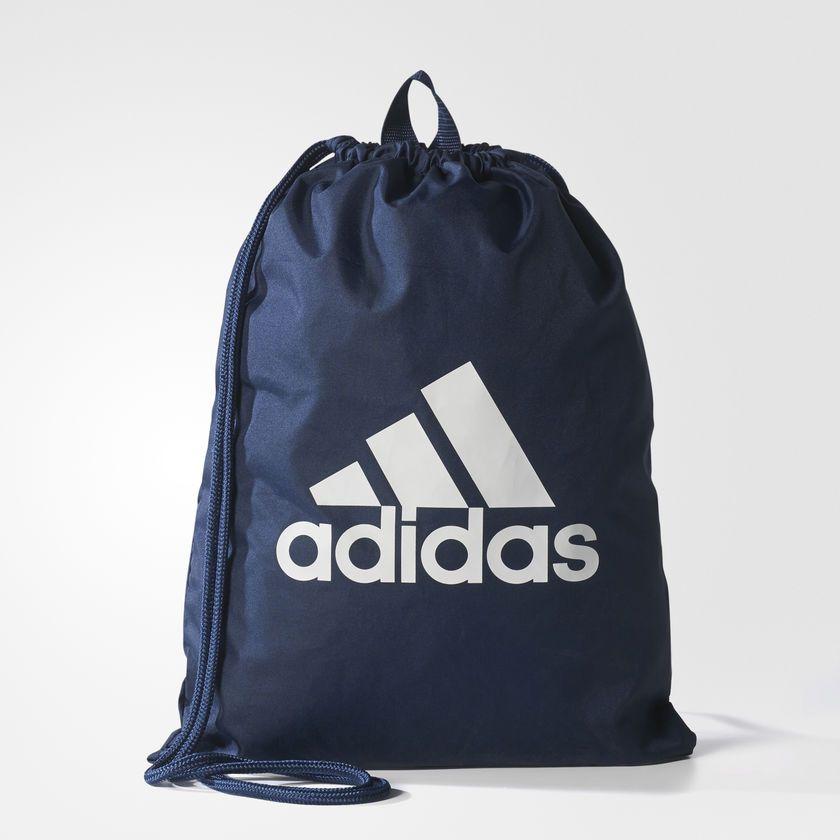 Bolsa Adidas Performance Logo GB - Azul Marinho