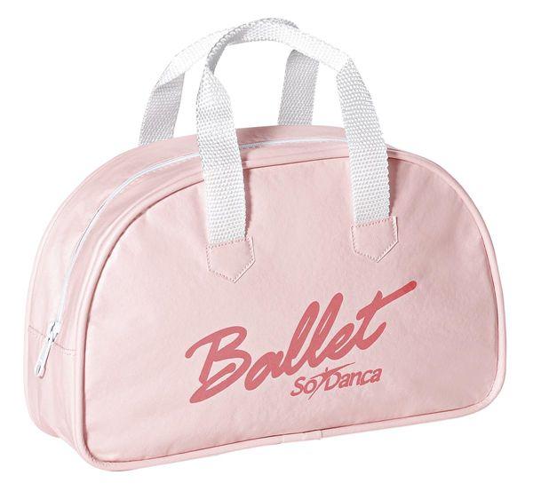 Bolsa Ballet Só Dança - Rosa
