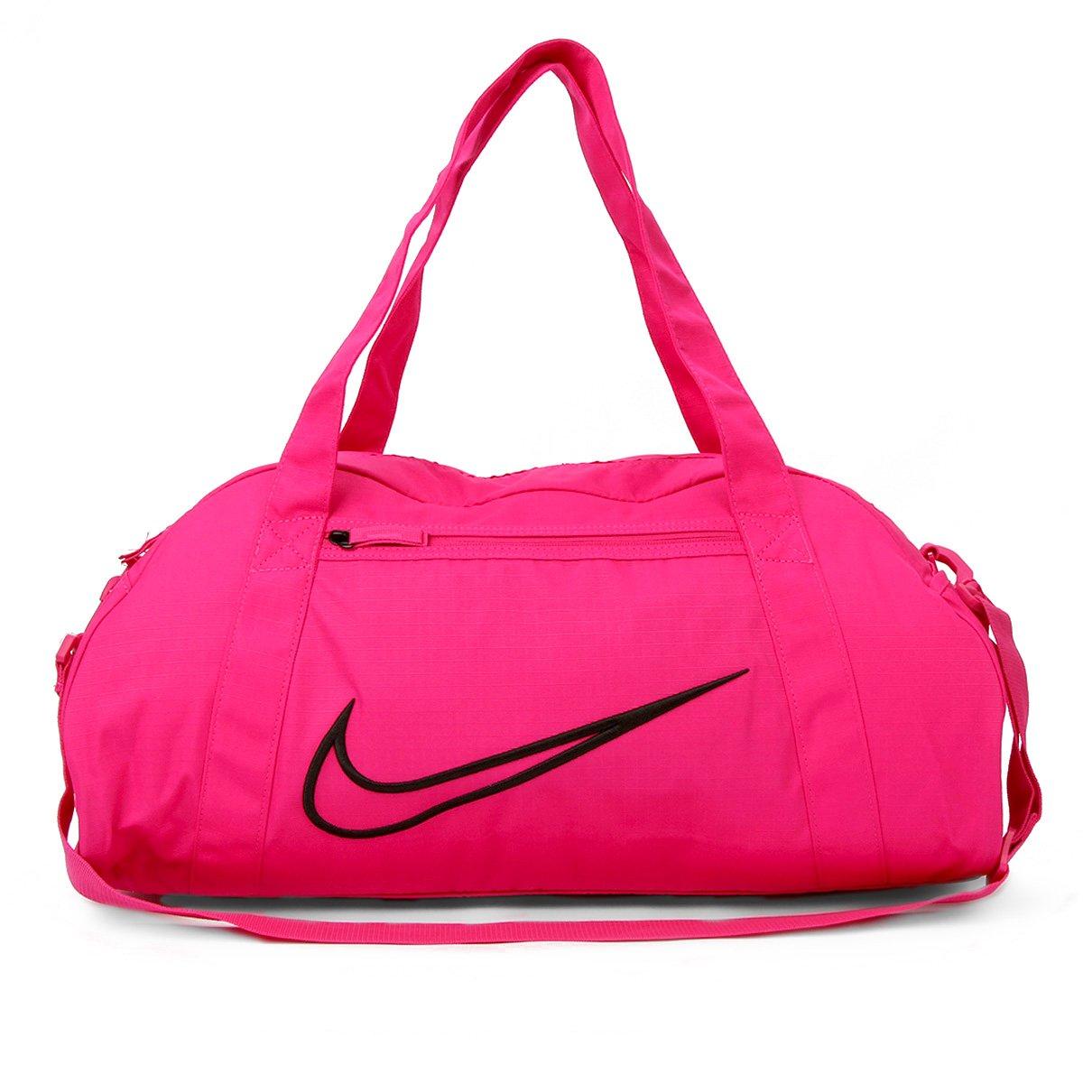 Bolsa Nike Gym Club Feminina 24L - Rosa