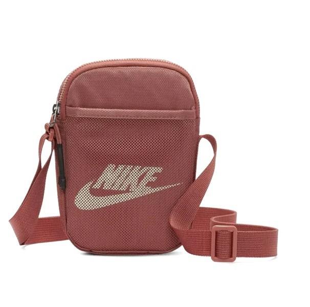 Bolsa Nike Heritage Smit Feminina - Rosa