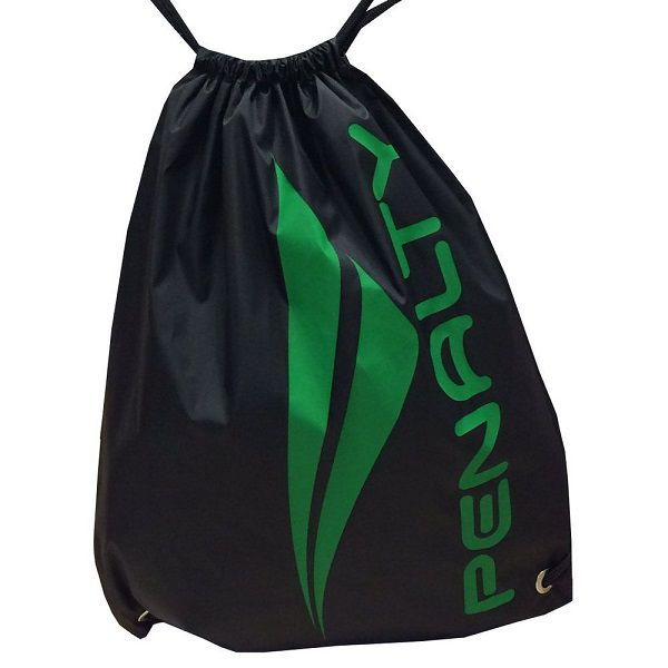 Bolsa Penalty Gym Bag - Preto/Verde