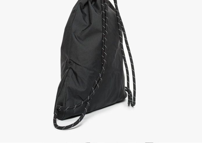 Bolsa Sacola Nike Heritage - Unissex - Preto