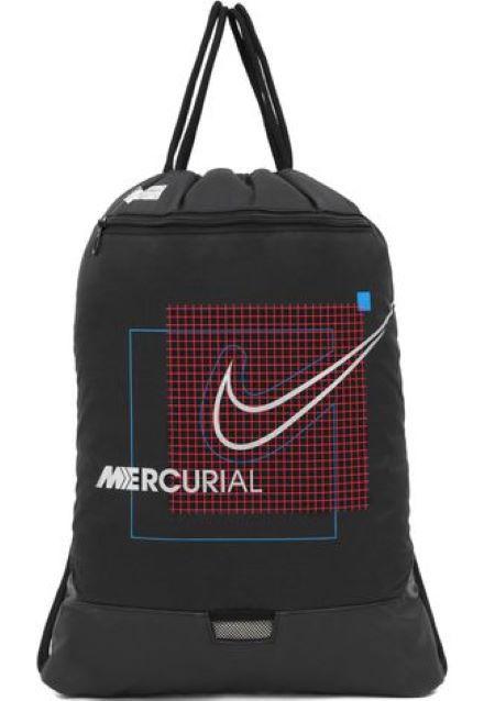 Bolsa Sacola Nike Mercurial - Unissex - Preto