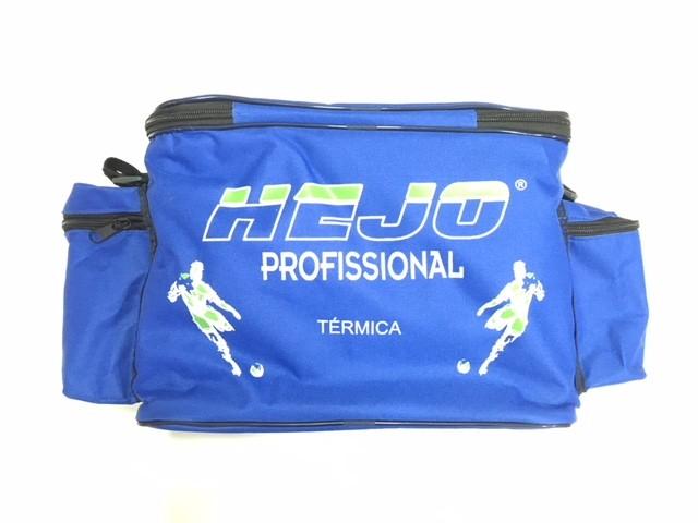 Bolsa Térmica Massagista Hejo - Médio 104 - Azul/Verde