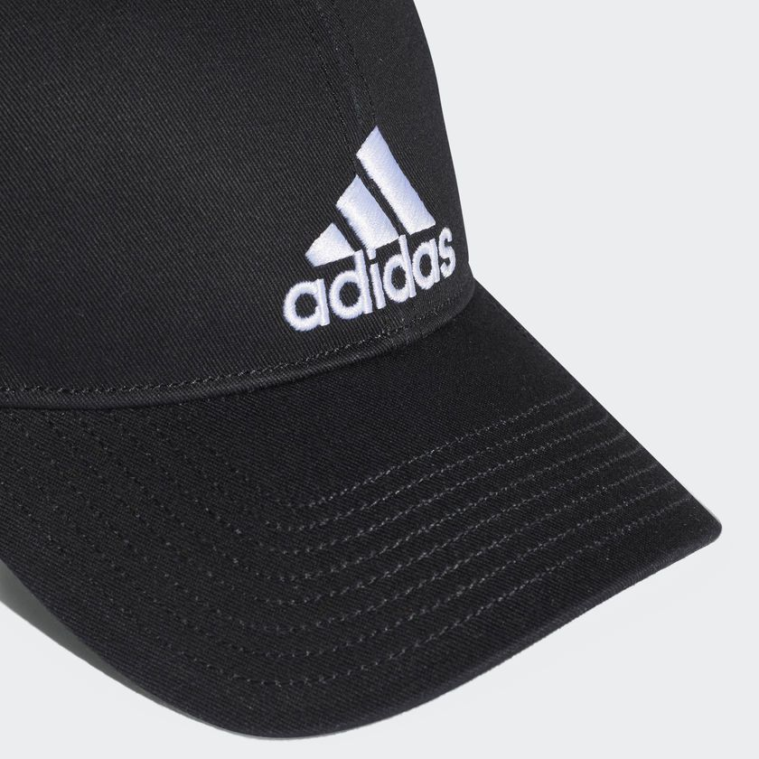 Boné Adidas 6 Painéis Cap Cotton - Unissex