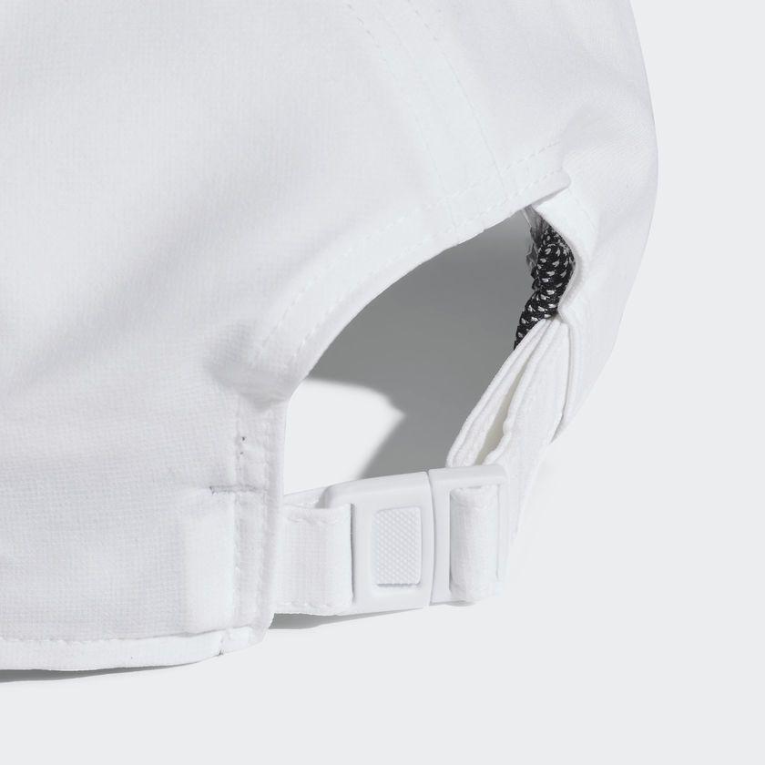 Boné Adidas C40 5 Painéis Climalite - Branco