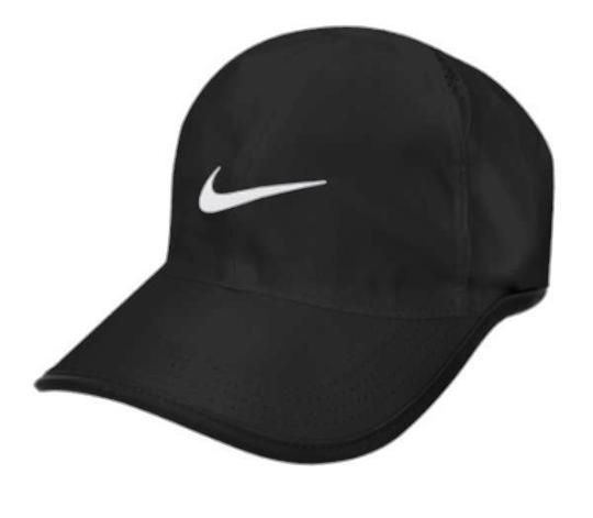 Boné Nike Featherlight - Preto
