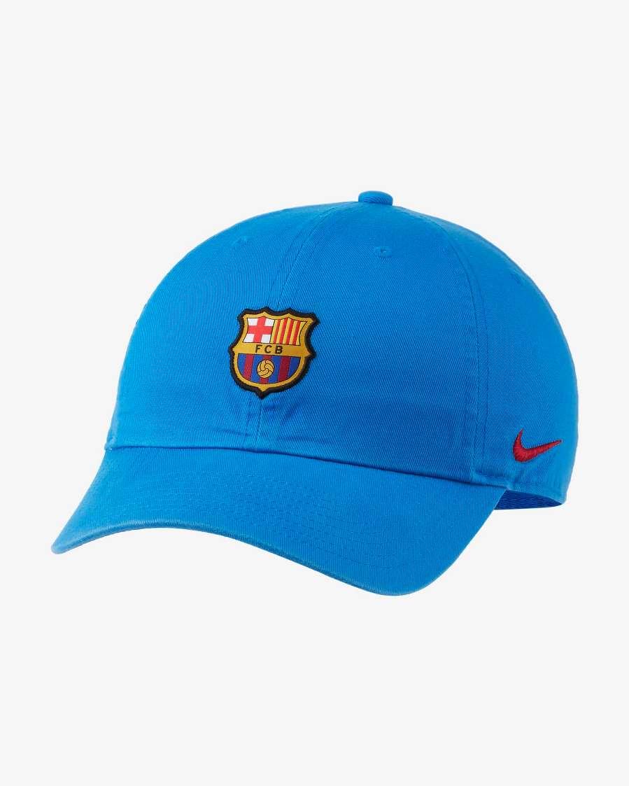 Boné Nike Heritage 86 Barcelona - Azul