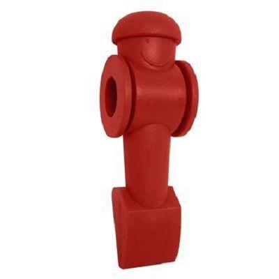 Boneco Para Mesa De Pebolim De Plástico - Vermelho