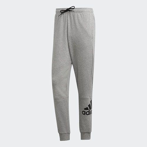 Calça Moletom Adidas MH BOS PNT FT - Masculino - Mescla