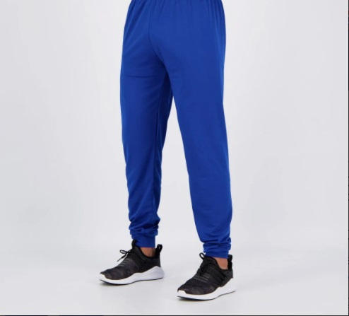 Calça Placar Campanela  Masculino Adulto - Azul
