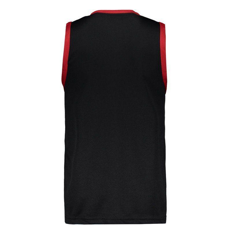 Camisa Regata NBA Machão Chicago Bulls - Preto