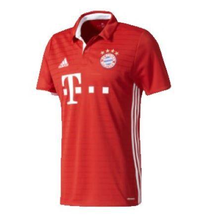 Camiseta Adidas Bayern Munchen 2017 Adulto - Masculina