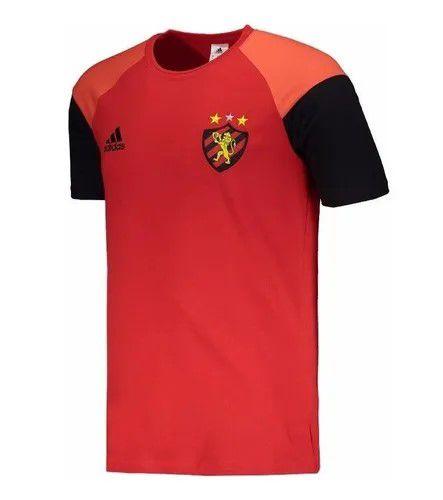 Camiseta Adidas Sport Recife Basic Leão - Masculina