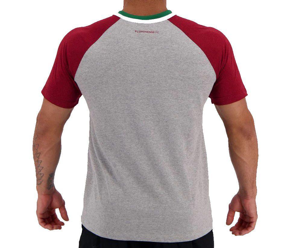 Camiseta Braziline Fluminense Detroit - Masculina