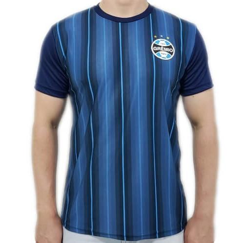 Camiseta Grêmio Dry Horizon Masculina - Marinho