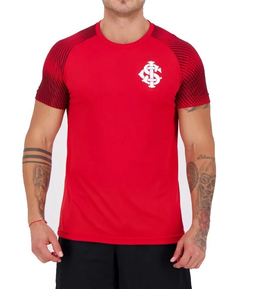 Camiseta Internacional Winner Masculina - Vermelha
