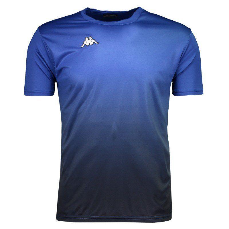 Camiseta Kappa Clair Masculino - Azul