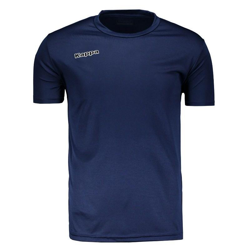 Camiseta Kappa Shangai 17 Masculino - Marinho
