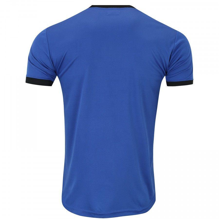 Camiseta Kappa Striker Masculino - Azul