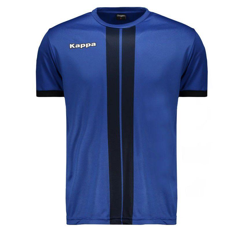 Camiseta Kappa Tracce Masculino - Azul