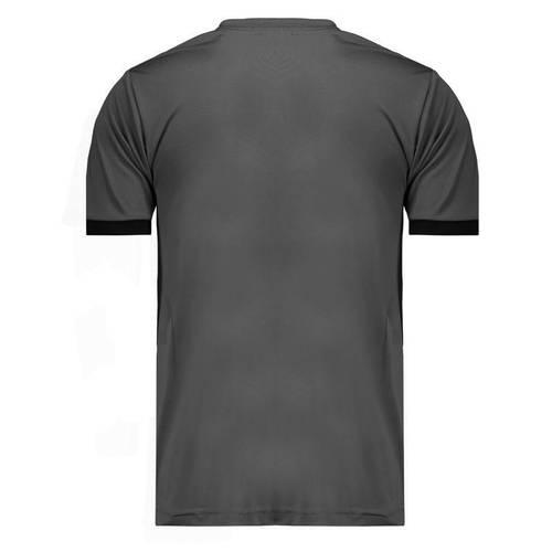 Camiseta Kappa Tracce Masculino - Chumbo