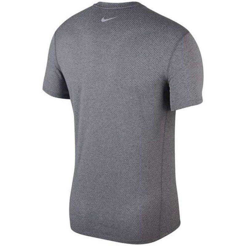 Camiseta Nike Breathe Masculina - Cinza