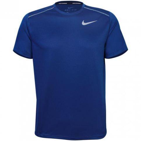 Camiseta Nike Miler Top Masculina - Azul