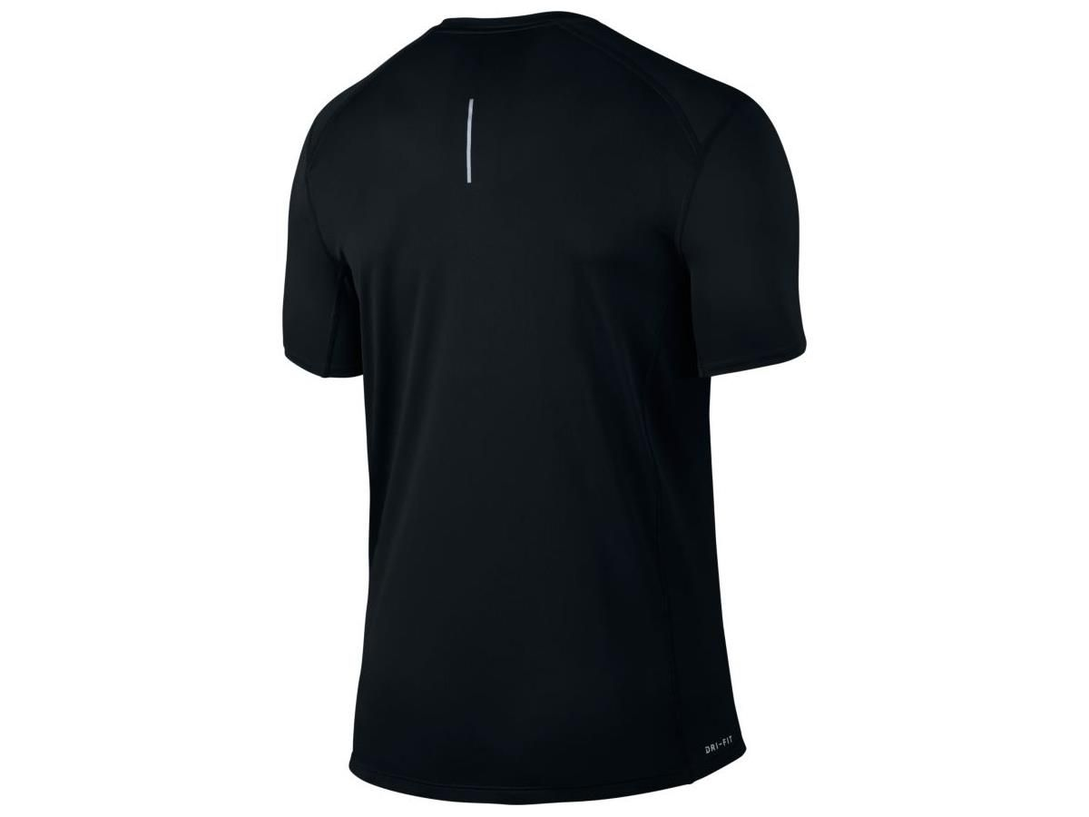 Camiseta Nike Miler Top Masculina - Preto