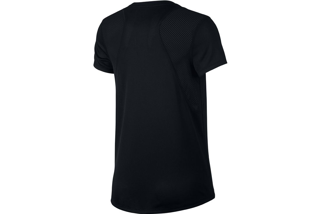 Camiseta Nike Run Top Feminino - Preto