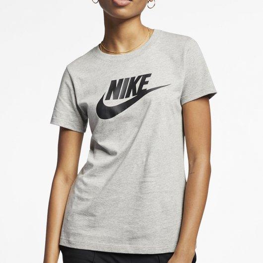 Camiseta Nike Sportwear Essential Feminina - Mescla