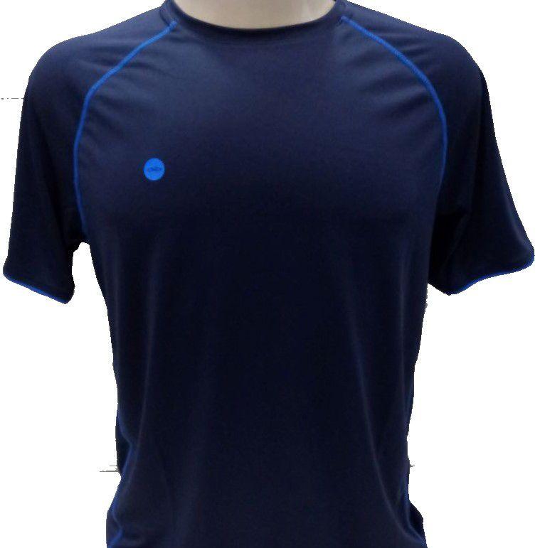 Camiseta Olympikus Colors Masculina - Marinho