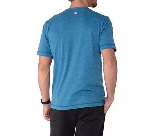 Camiseta Olympikus Comfy Masculina - Azul