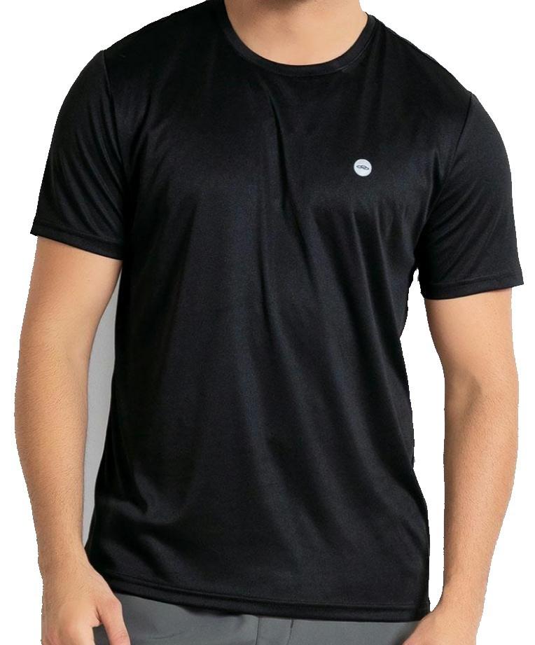Camiseta Olympikus Essential Masculina - Preta